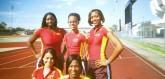 Women 2010 Champions 4X100 Relay