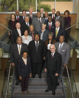 Huston- Tillotson University Board of Trustees