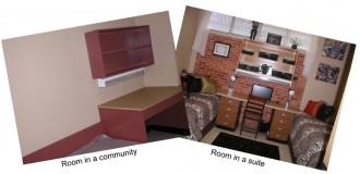 Residence Hall Rooms