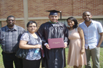 Class of 2012 Graduate Family