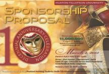 Sponsorship Cover