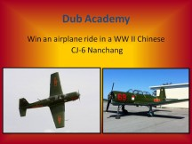 Airplane ride in a WWII CJ-6 Nanchang