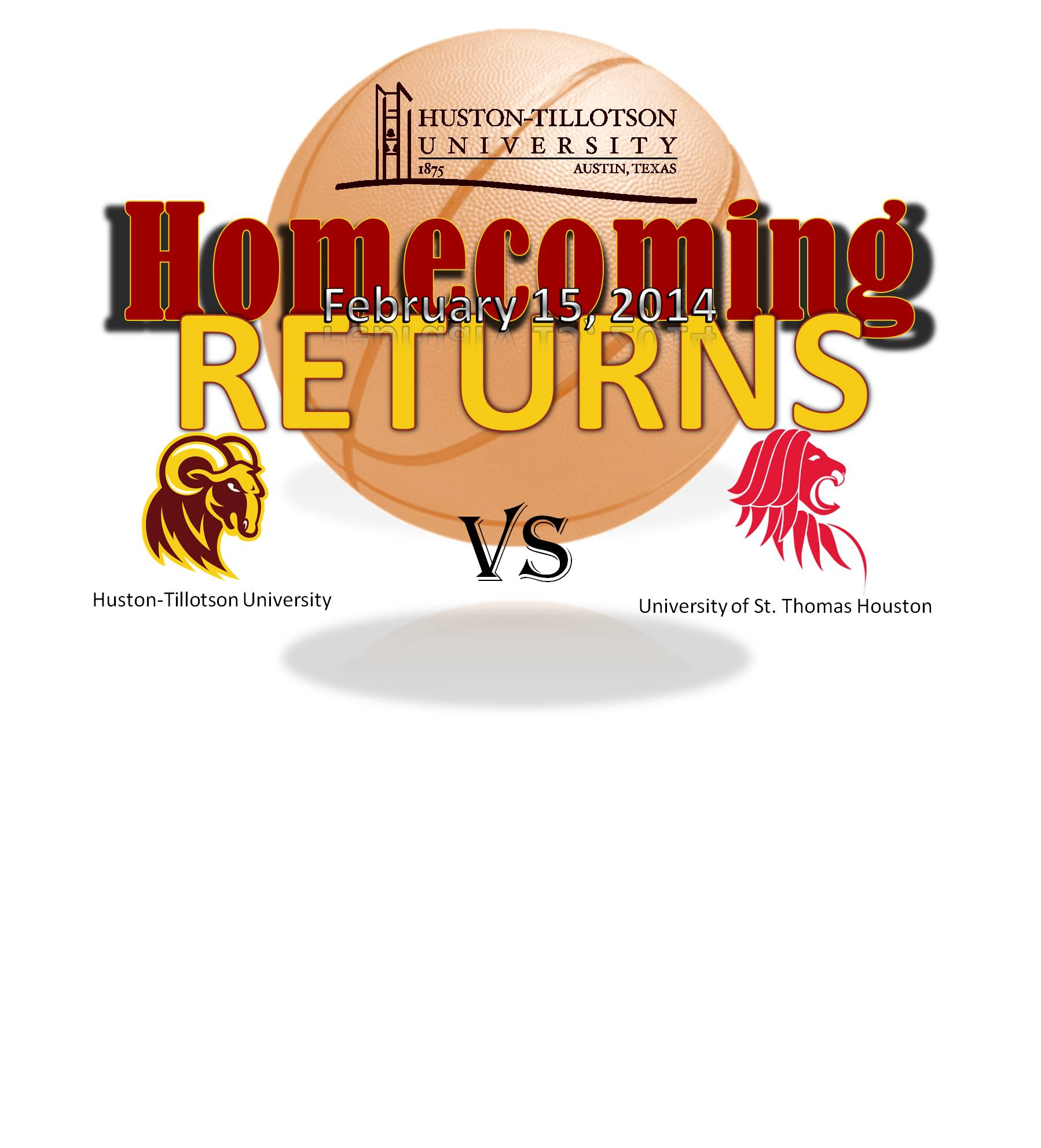 official homecoming save the date flyer huston tillotson