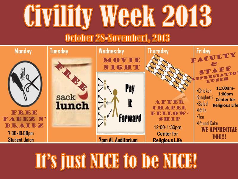 Civility Week