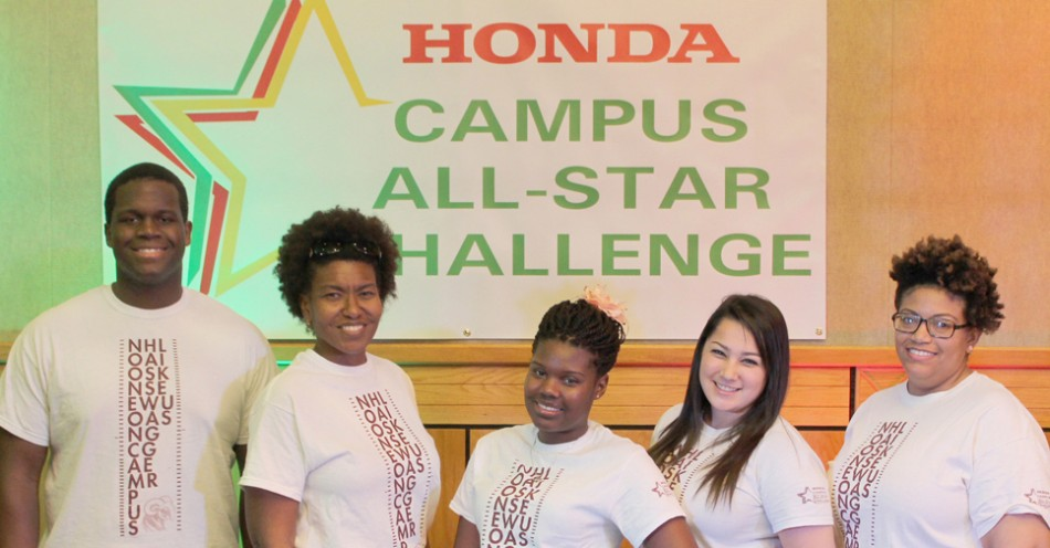 Students Ready for 25th Annual Honda Campus All-Star Challenge