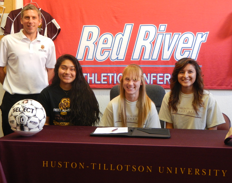 Women's Soccer Signing