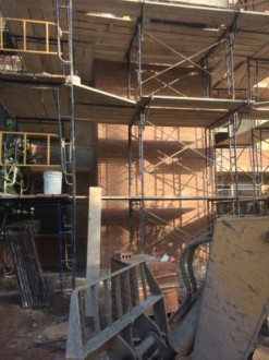 Residence Hall Elevator Shaft