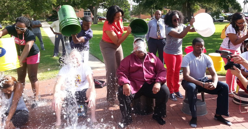 HT Shows Its Giving Spirit with President Earvin Leading the Ice Bucket Challenge