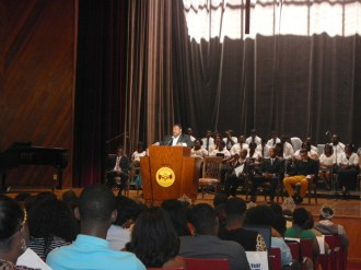 President's Opening Convocation 2014