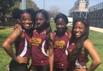 huston-Tillotson University Women's Track
