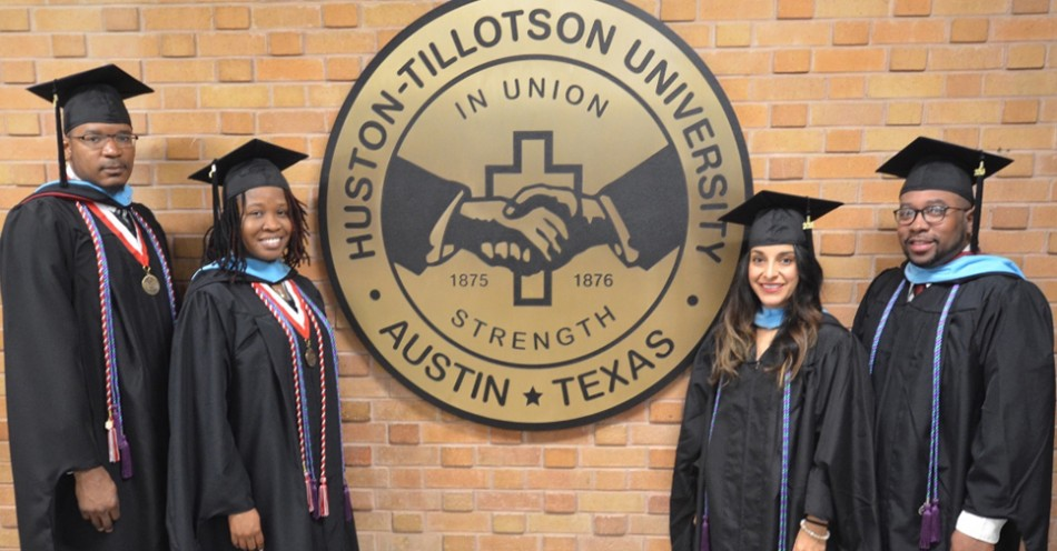 Congratulations First HT Master's Degree Graduates