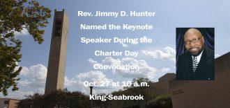 Dr. Jimmy Hunter