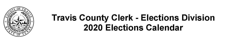 Huston-Tillotson University election location