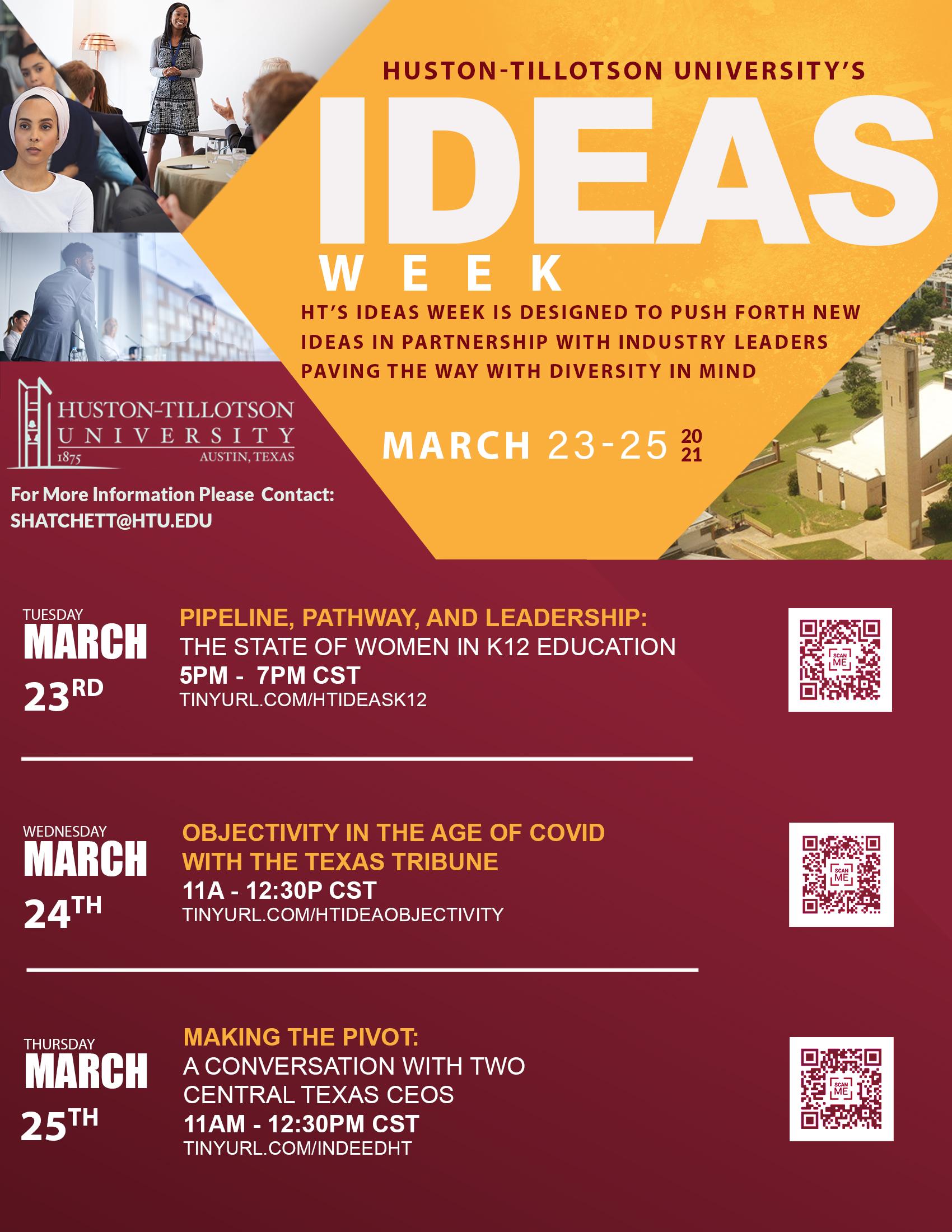 IDEAS Week